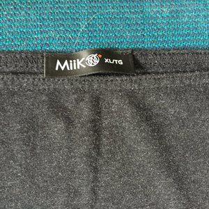 "Miik Grey Short Skirt ""June"""